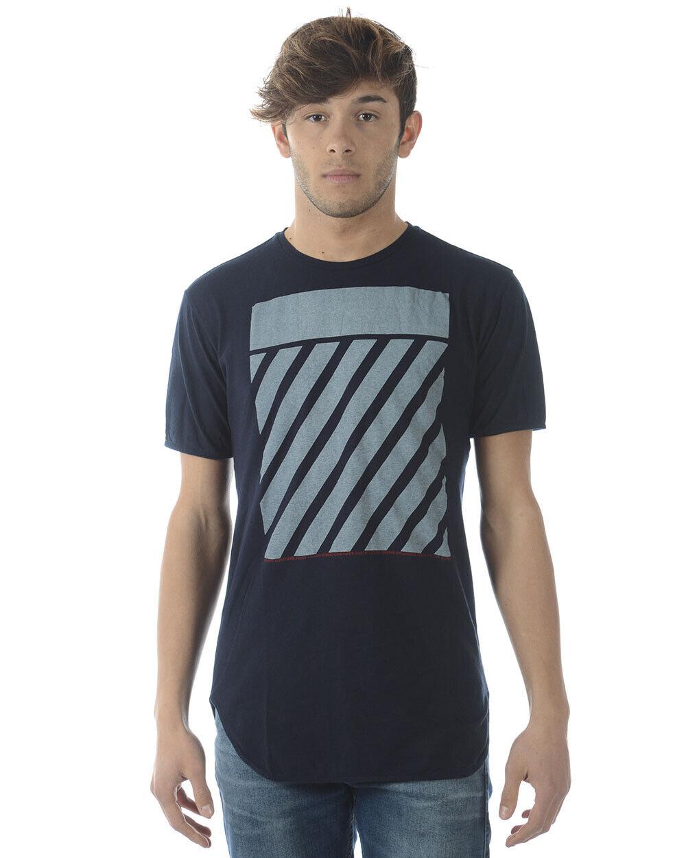 Daniele Alessandrini camiseta Sudadera Hombre azul  M6297E6823702 23 Talla. S poner Oferta  precios bajos