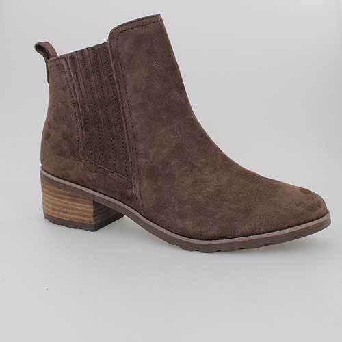 Reef Voyage señora botas marrón marrón cuero RF 0 a 362 ccho
