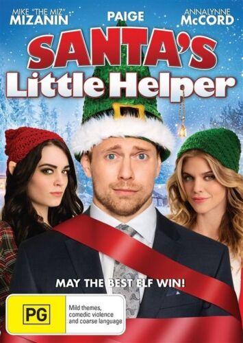 1 of 1 - Santa's Little Helper (DVD, 2015)