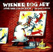 Wiener Dog Art: A Far Side Collection Larson, Gary Paperback