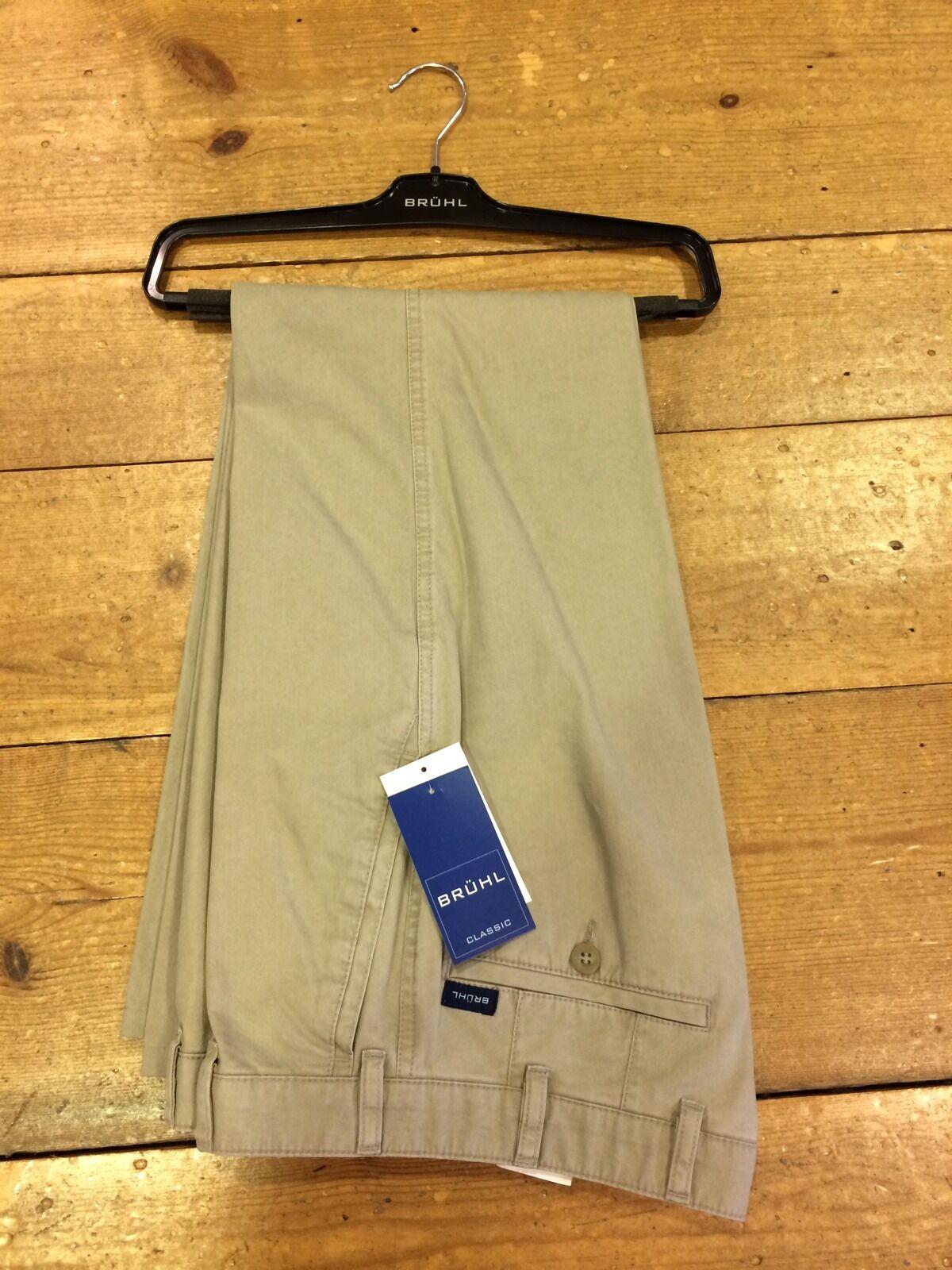 - COTONE  Montana  Regular Fit pantaloni Pietra - 54 32 (3775 410)