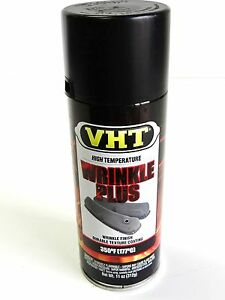 Vht Sp201 Black Wrinkle Plus Finish Valve Cover Spray
