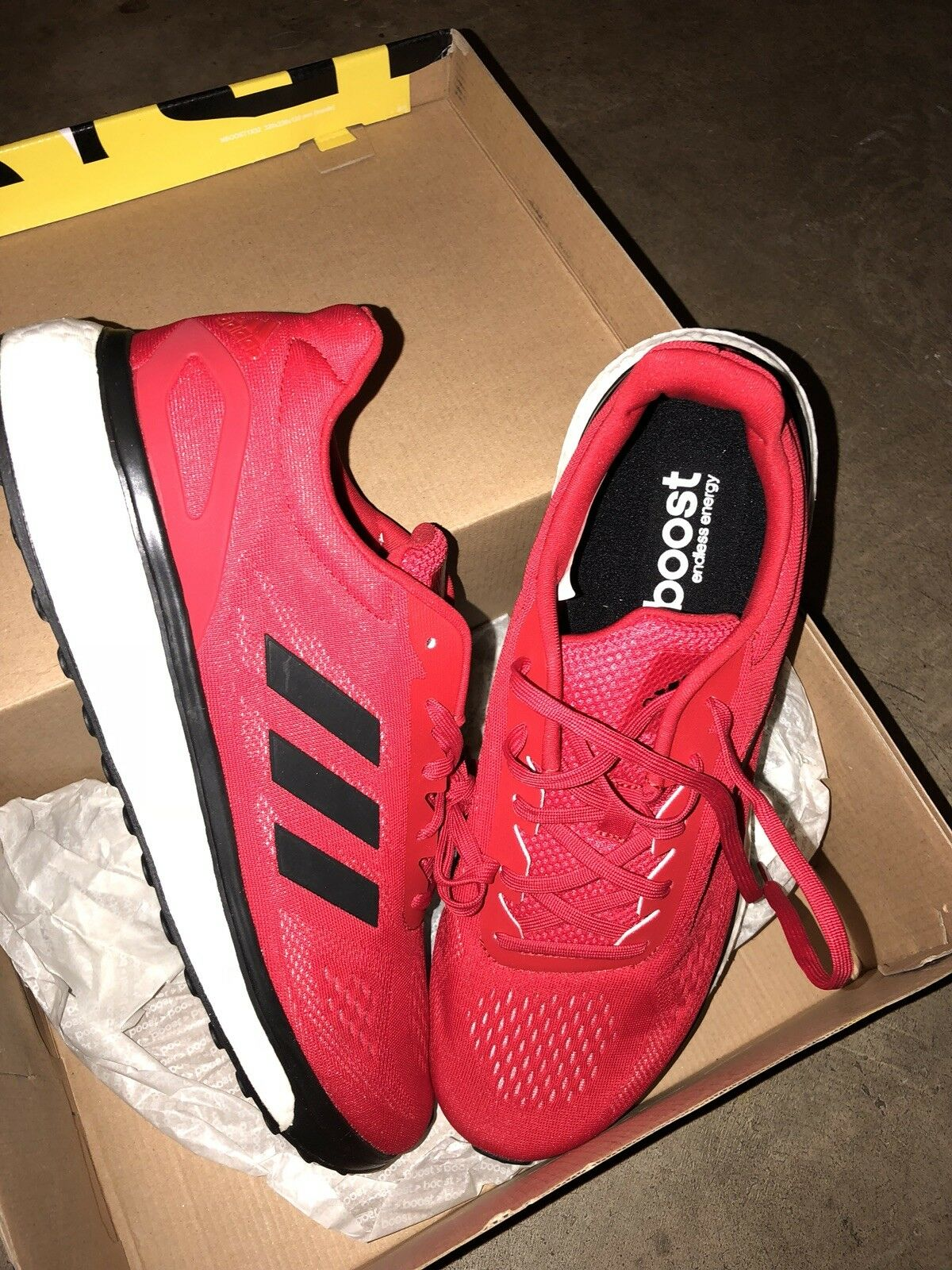 Adidas Boost  Sz 11.5 Adidas Sonic Drive BRAND NEW IN BOX