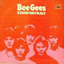 BEE GEES-STARPORTRAIT LP VINILO 1970 DOUBLE MUY RARO SPAIN GOOD COVER CONDITION-