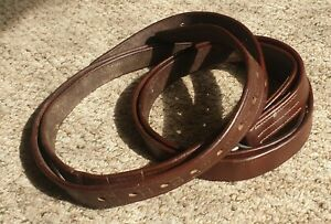 Equi togg Stirrup Leathers REDUCED