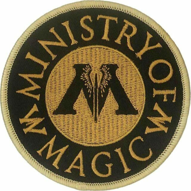 Ministry of Magic Harry Potter Badge