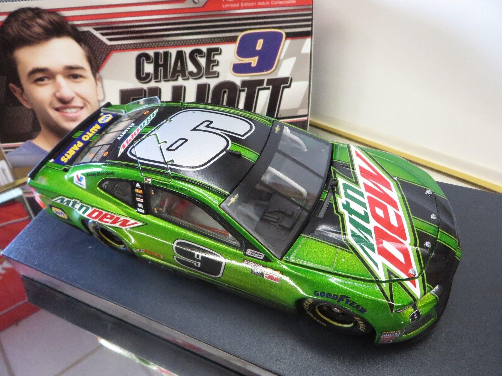 CHASE ELLIOTT 2018 MOUNTAIN DEW CHEVY CAMARO 1 24 24 24 ACTION NASCAR DIECAST 5e11ec
