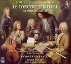 Le Concert Spirituel: Au temps de Louis XV Super Audio Hybrid CD (CD, Jun-2010, Alia Vox)