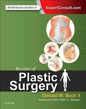 Review of Plastic Surgery by Donald W. Buck II (2015, Paperback) NEW