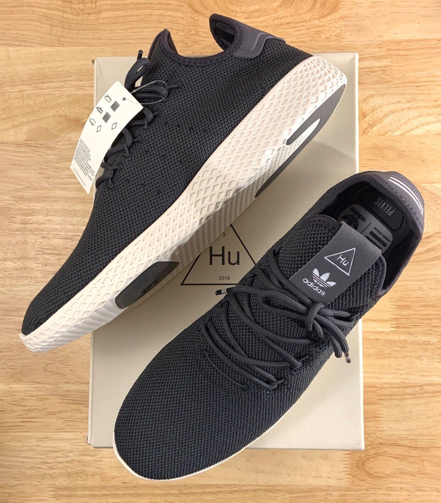 Recientemente Cumbre sílaba  adidas PW Tennis HU Pharrell Williams Blue / White Size 13 for sale online  | eBay