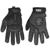 Klein Tools 40215 Journeyman Grip Gloves, Size Large
