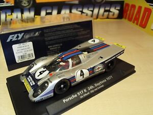 Fly C89 '88117' - Porsche 917k '24h Daytona 1971' Tout neuf dans l'emballage