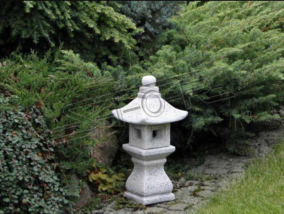Japanischer Garten Haus Dekoration Statue Figuren Figur Statuen Skulptur S106006