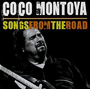 Songs-From-The-Road-2-DISC-SET-Coco-Montoya-2014-CD-NUOVO