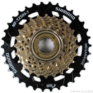 Shimano TZ500 7-Speed 14-34t Freewheel