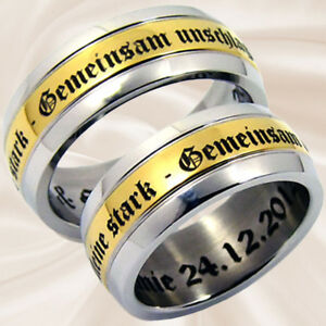 Eheringe-Verlobungsringe-Freundschaftsringe-Hochzeitsringe-mit-Lasergravur