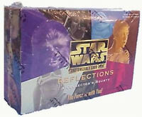 Star Wars Ccg : Reflections 1 Sealed Booster Box
