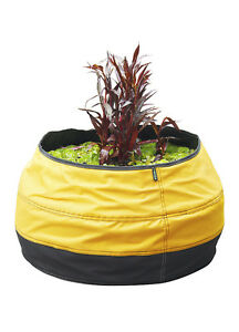 Velda-Mini-Pond-for-Garden-Living-Room-Patio-Water-Plants-123529-Orange