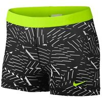 Nike Pro Women's 3 Dry Fit Running Gym Compression Shorts Tights Size L & Xl