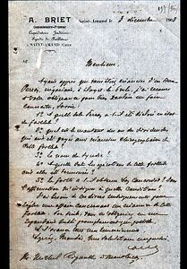 SAINT-AMAND-MONTROND-18-COMMISSAIRE-PRISEUR-034-A-BRIET-034-en-1908