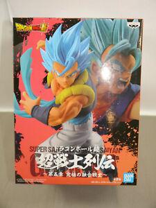 Banpresto-Dragon-Ball-Super-Chosenshiretsuden-Saiyan-God-Gogeta-6-11-16in-Kar