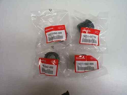 CBR250RR -Honda- Inlet Manifold Rubbers MC22 Set of 4 16211-KAZ-000