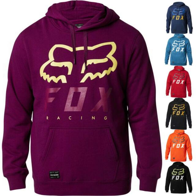 Fox Mens Maxis Crew Fleece