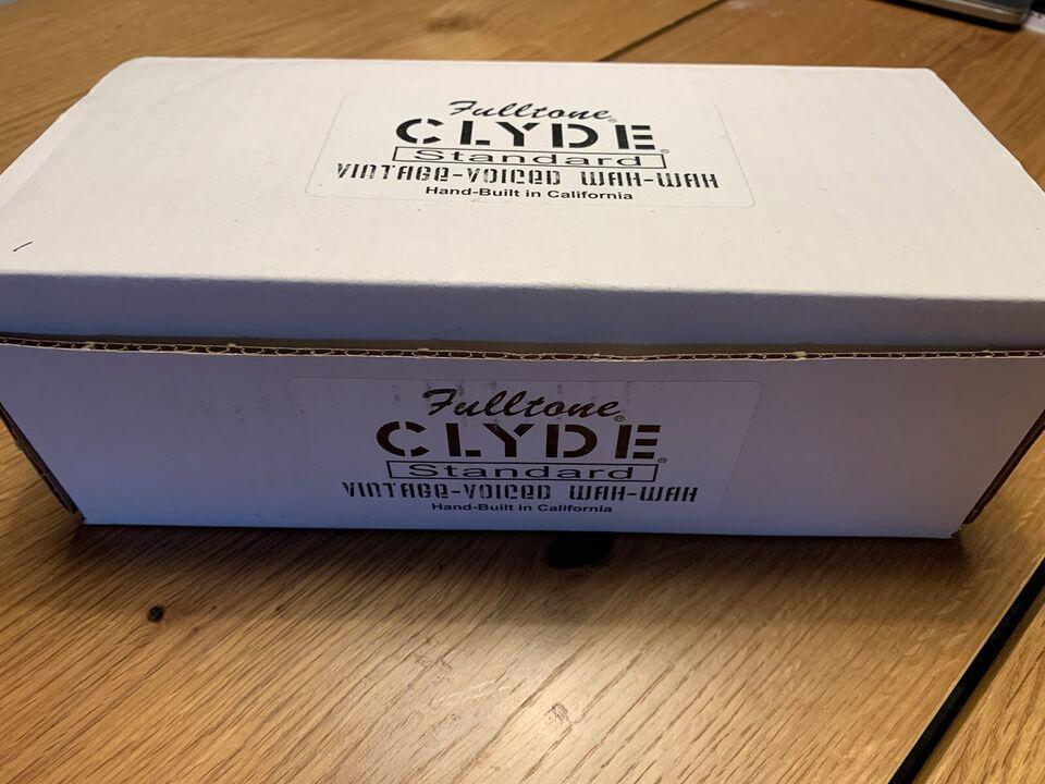 wah-wah pedal, Andet mærke Fulltone Clyde Standard