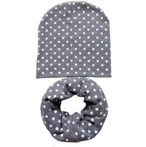 Kids Winter Hat Set For Children Babies Scarf Beanie Cap Head Accessories Hats