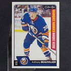 ANTHONY BEAUVILLIER RC 2016/17 O-Pee-Chee #705 New York Islanders Rookie