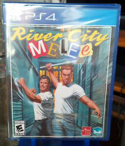 River City Melee - PS4 - Limited Run Games - NEUF