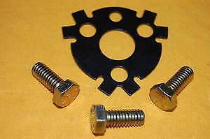 Sbc BBC Cam Lock Plate Bolts CamShaft 454 Small Big Block