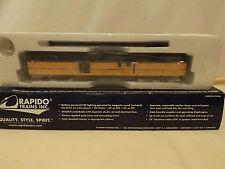HO Rapido Super Continental Chicago & North Western express-baggage car, orig bx