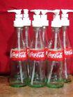 Coca Cola Bottle Dispensers Soap/Lotion/Sanitizer Coke
