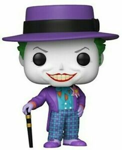 Funko Pop! DC Comics Heroes: Batman 1989 - The Joker (337) Figura Bobble Head