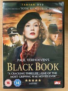 Black-Book-DVD-2006-Zwartboek-World-War-II-WW2-Dutch-Partisan-Resistance-Classic