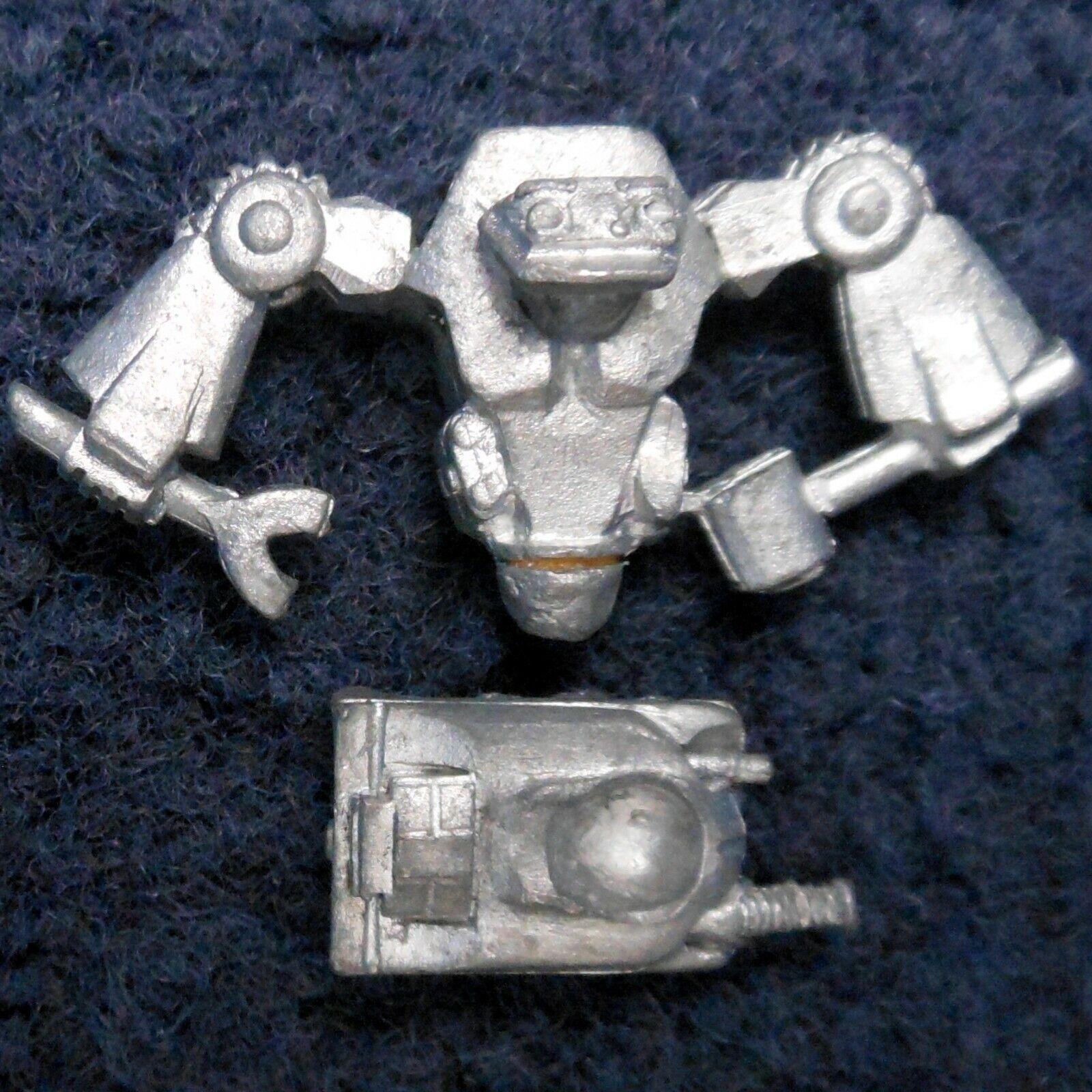 1987 PARA3 Paranoia Mechbot T Games Workshop Bot Droid Robot Troubleshooter GW