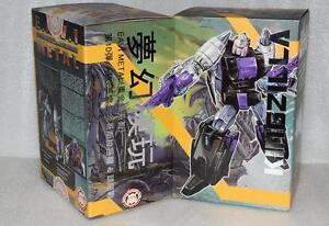 New Transformers KFC Toys Eavi Metal PHASE 10A Kingzilla MP Snapdragon In Stock