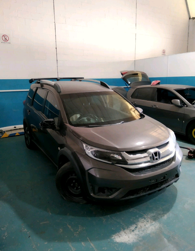 Honda BR-V automatic 2017 model breaking up for spares