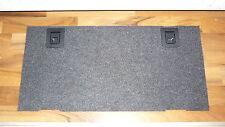 VW Golf 5 Plus - Kofferraumbelag Abdeckung Schlossträger - 7M0863313A Anthrazit
