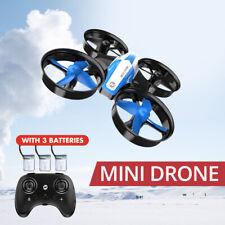 Святой камень HS210 Mini Drone вертолет 3 аккумулятор 3D Flip радиоуправляемый квадрокоптер для детей
