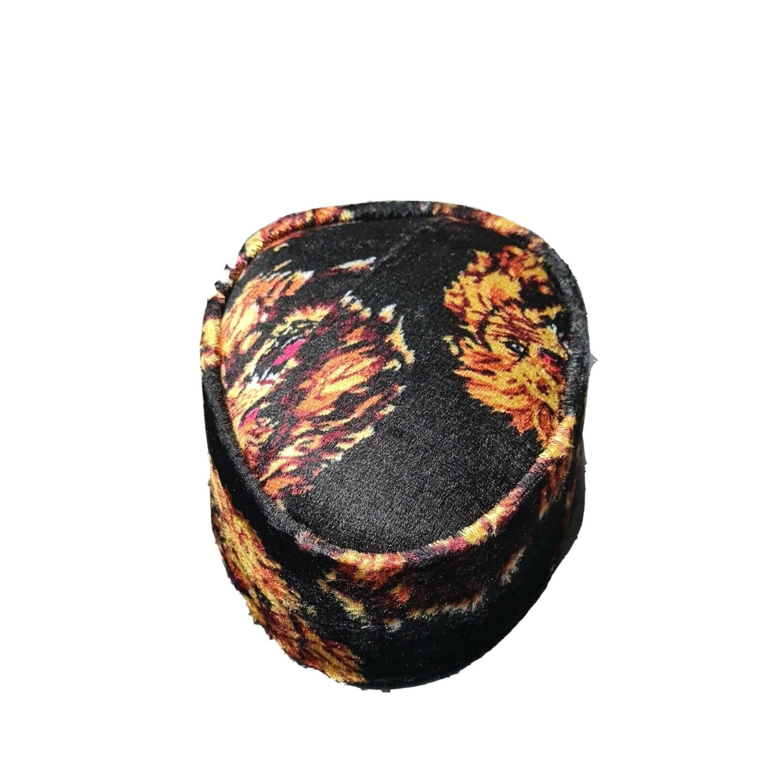 Elegant African lsiagu Triangle Front Shaped Cap