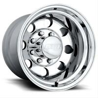 Eagle Alloys 058 Series Polished Wheel 16x8 8x6.5 Set Of 4