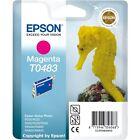 Epson Original T0483 Seahorse Ink Cartridge 13ml Magenta