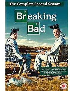 Breaking-Bad-Season-2-DVD-Used-Good-DVD