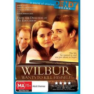 Wilbur-Wants-to-Kill-Himself-NEW-DVD-Region-4-Australia