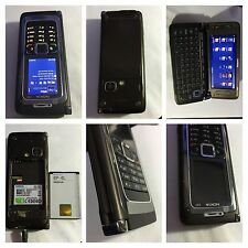CELLULARE NOKIA E90 COMMUNICATOR BROWN GSM 3G UMTS UNLOCKED SIM FREE DEBLOQUE