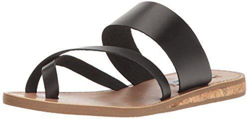Steve Madden Damenschuhe Henly Toe Ring Sandale- Select SZ/Farbe.