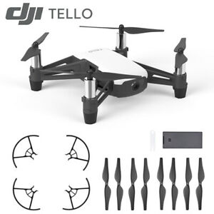 DJI Ryze Tello Drone Quadcopter Helicopter With 720 HD ...