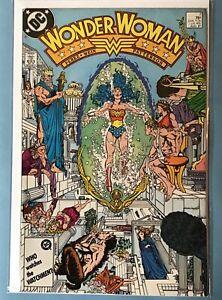 WONDER-WOMAN-7-1987-FIRST-BARBARA-MINERVA-FIRST-PRINT-DC-COMICS